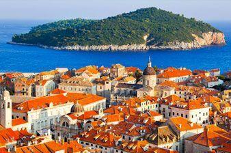 Dubrovnik Dalmatia Croatia
